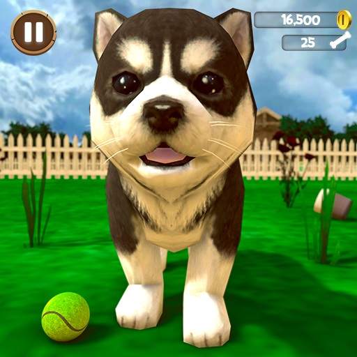 Virtual Puppy Simulator