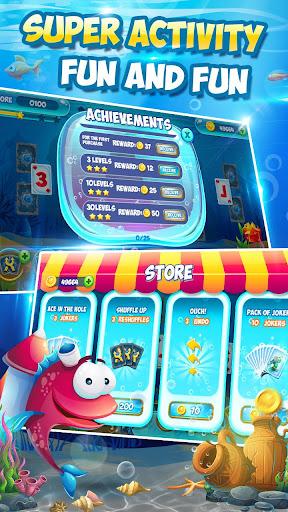 Fish Solitaireu2122 apktram screenshots 6