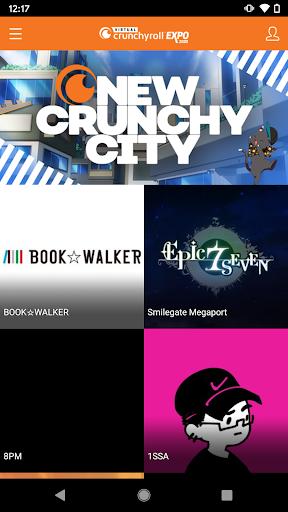 Virtual Crunchyroll Expo screenshot 2