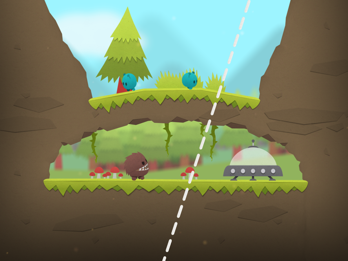 Splitter Critters- screenshot