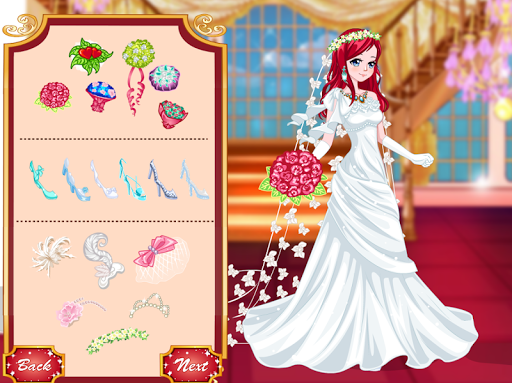 Wedding Makeup Salon : Dress Up Bride ud83dudc8d Marry me 1.0.8 screenshots 2