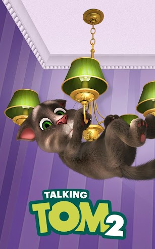 Talking Tom Cat 2 screenshot for Android