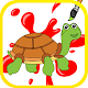 Download Animal world Coloring book For Kid for PC