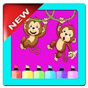 Animal Coloring Book - Easy Coloring Book icon