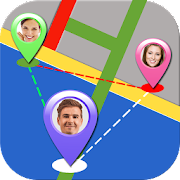 Friend && Family Tracking : GPS Location Finder