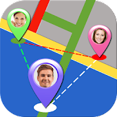Friend & Family Tracking : GPS Location Finder