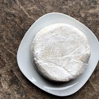 Truffled Macadamia Nut Brie.