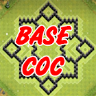 Base COC complete Survive icon