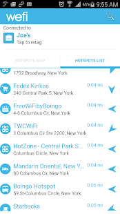 WeFi Pro Beta - Automatic WiFi- screenshot thumbnail