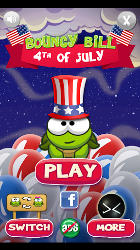 Bouncy Bill 4th of July for PC