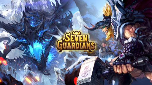 Seven Guardians captures d'u00e9cran 1