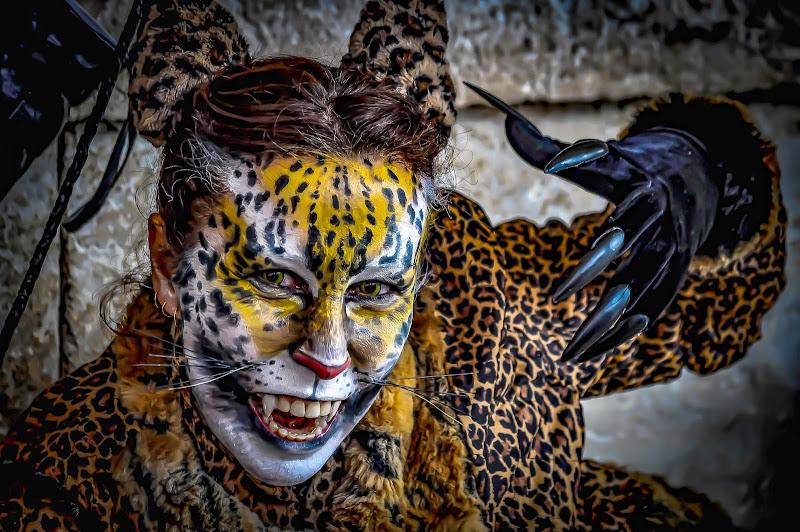 l'amica del giaguaro di kaos
