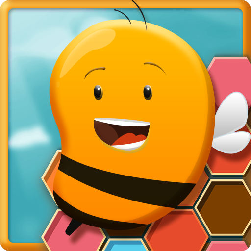 Disco Bees - New Match 3 Game Icon