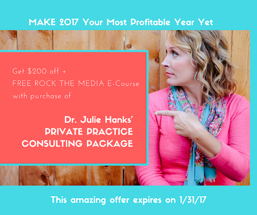 Limited time practice consulting offer