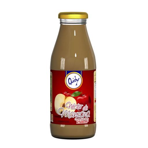 jugo quidy kids nectar manzana 250ml