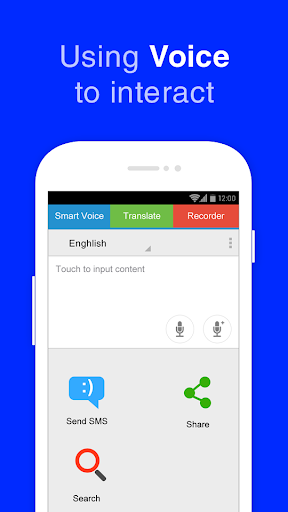 Voice Tools Translate Record