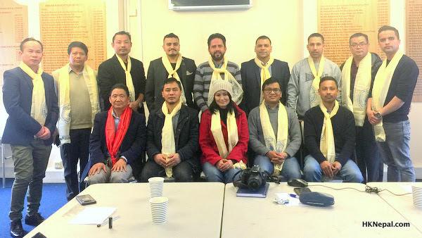 नेपाल पत्रकार महासंघ शाखा बेलायतले २० जनालाई मात्र सदस्यता दिने