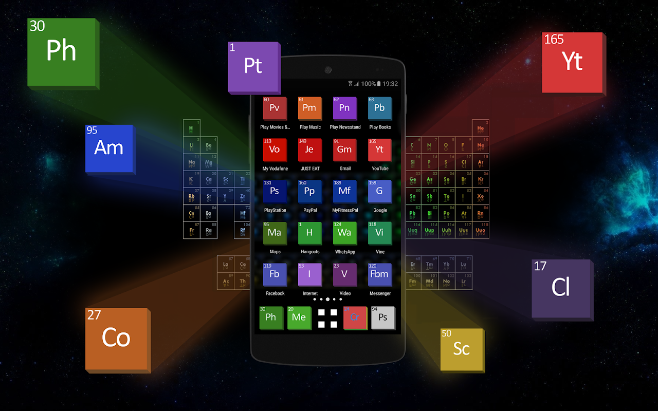 Download periodic table theme hd apk 14 by ecstra free periodic table theme hd screenshots urtaz Gallery