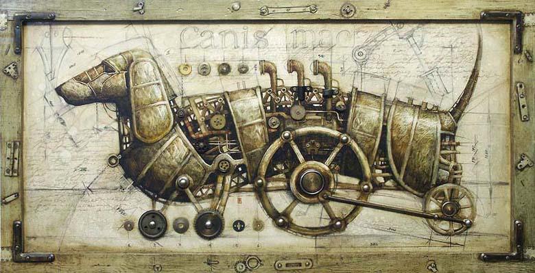 Photo: Steampunk by Vladimir Gvozdev
