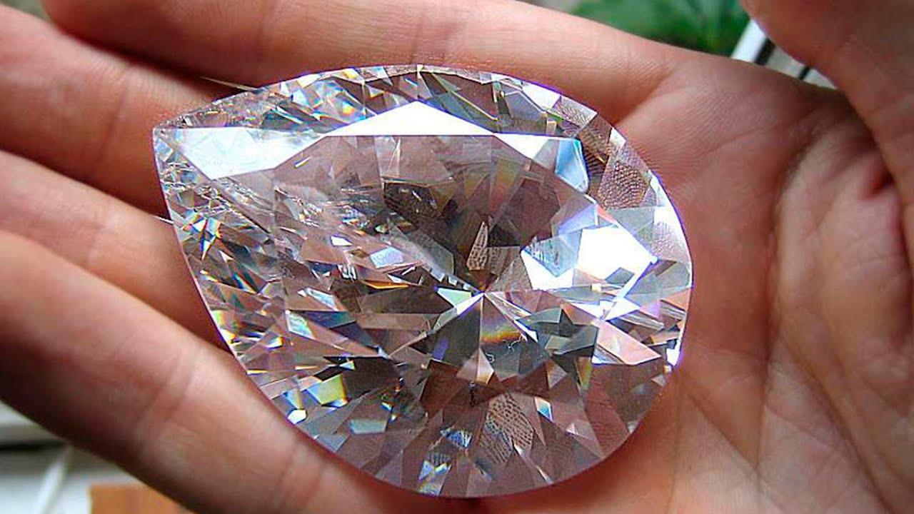 Самый большой алмаз в мире (26 фото): где нашли алмаз Куллинан? Сколько весит самый крупный алмаз?