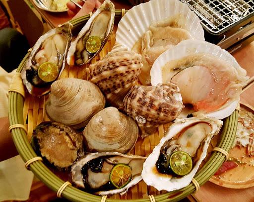 日本海鮮居酒屋 新鮮好吃!