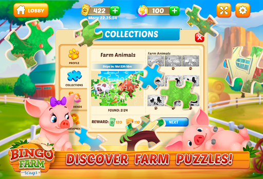 Bingo Farm Ways: Best Free Bingo Games  screenshots 7