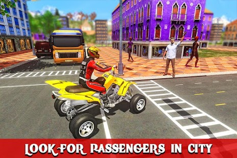 ATV Taxi Sim 2018 - náhled