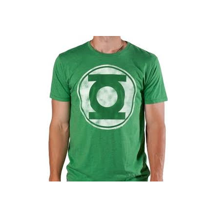 T-Shirt - Classic Logo - Gröna Lyktan