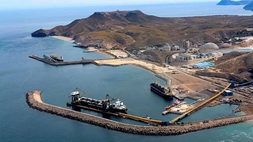 Puerto de Carboneras.