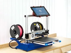 MatterControl Touch T10 Mount for the MAKE-iT PRO-M