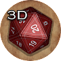 TCG Life Counter & Dice 3D APK icon