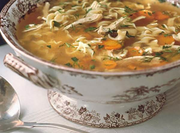 This Is A Great Italian Soup!  Serve With A Nice Homemade Italian Bread!