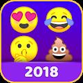 Emoji Keyboard - Stickers Gifs Emojis Keyboard