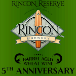 Rincon Barrel Aged Wheat Wine