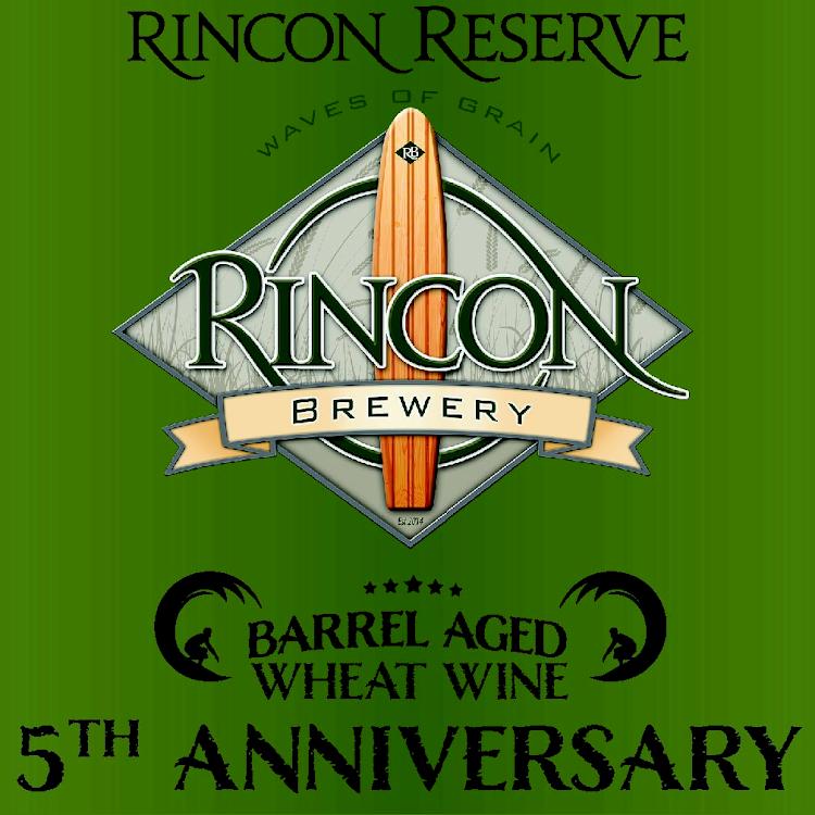 Logo of Rincon Barrel Aged Wheat Wine