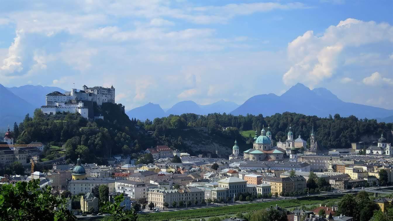 Salzburg, Vienna ECR