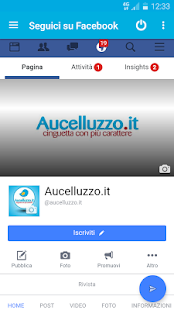 Aucelluzzo.it- miniatura screenshot