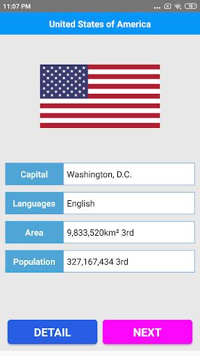 Flag Quiz - Flags Quiz, FlagQuiz, FlagsQuiz screenshots 7