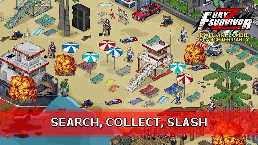 Fury Survivor: Pixel Z 1.007 screenshots 1