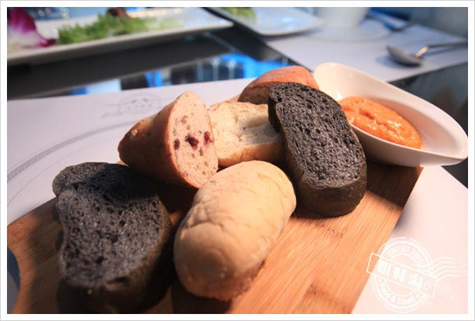 赤崁璽樓-主廚特製麵包