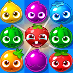 Sweet Fruits Match 3 Icon