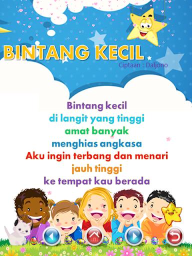 Indonesian Children's Songs  screenshots 7