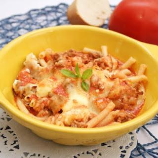 Mozzarella Cheese Noodles Recipes.