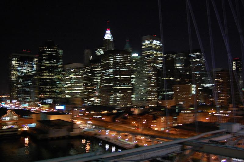 New York by night di Fabien