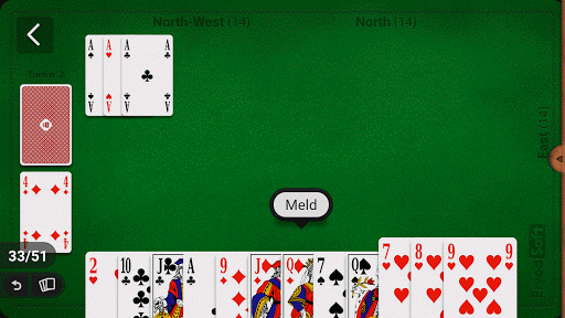 Rummy - Free 1.4.6 screenshots 2