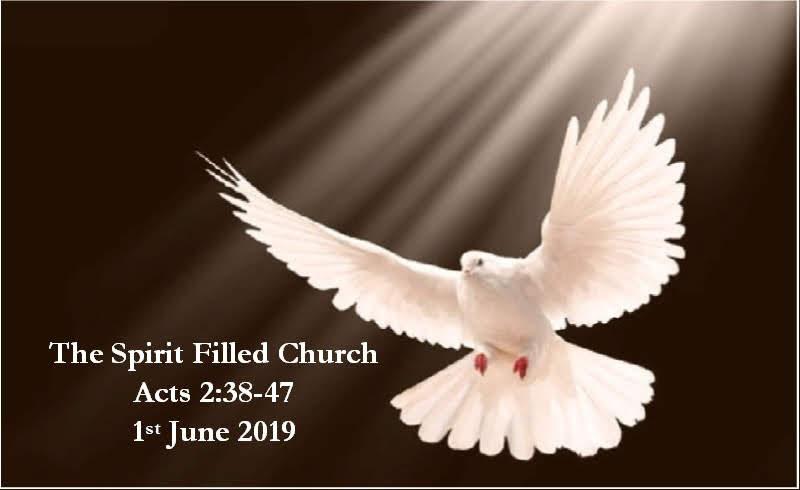 The Spirit Filled Church