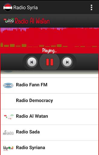Radio Syrie