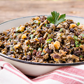 Fruited Wild Rice.