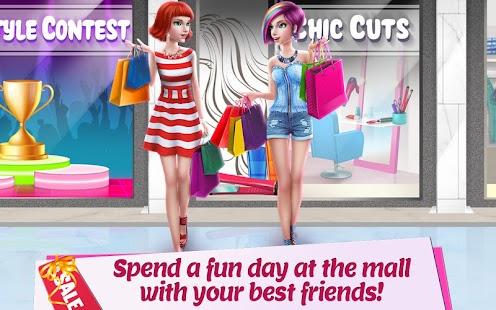 Download Shopping Mall Girl: Style Game For PC Windows and Mac apk screenshot 2