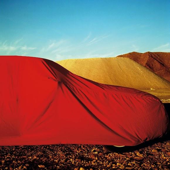 Instantánea enmarcada en la serie 'Color del Sur' tomada en Cabo de Gata en 1991.